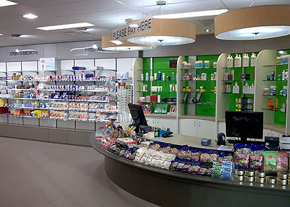 Pharmacy at the Panaceum Group
