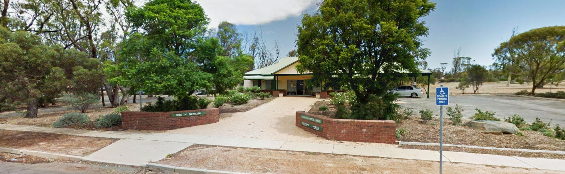 Dalwallinu Medical Centre building